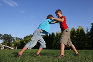 http://www.dreamstime.com/royalty-free-stock-photography-children-fighting-image15773947