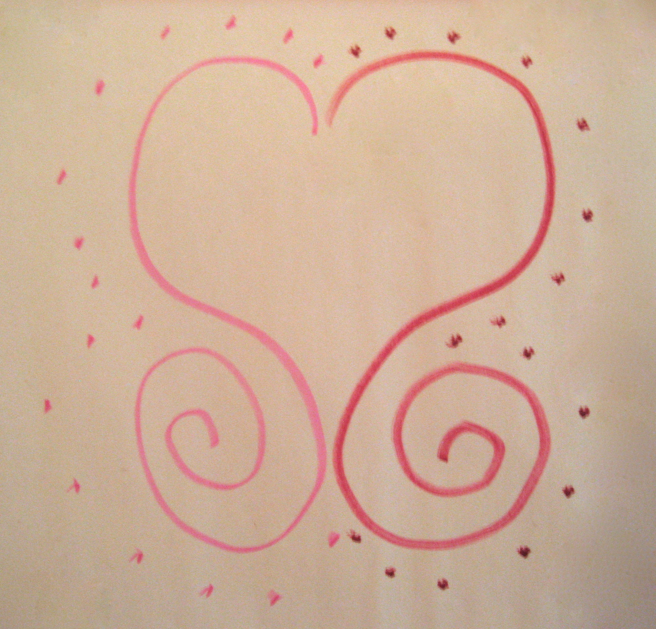 A Soothing Double Doodle Heart For Kids Of All Ages A Short