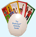 The Brain Gym® activity cards