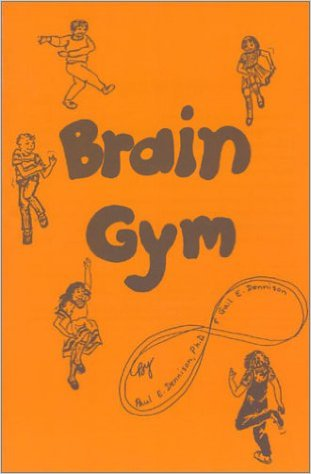 "Our little ""homeplay"" book - Brain Gym: Simple Activities for Whole-Brain Learning"