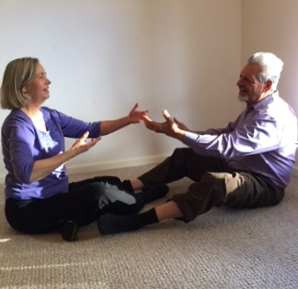"Paul and Gail do ""The Give and Take"" from the Integrated Movements menu."